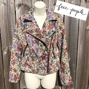 Free People Embroidered Jacket 6